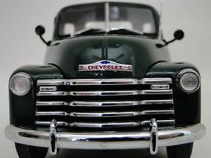 Chevy-Built-1950s-1-Pickup-Truck-Race-Wagon-Chevrolet-Vintage-Car-Metal-Model-24