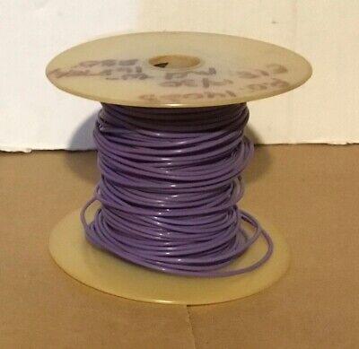 40 ft length 19//30 stranded MIL16878//4 E18 Teflon Wire GRAY AWG 18