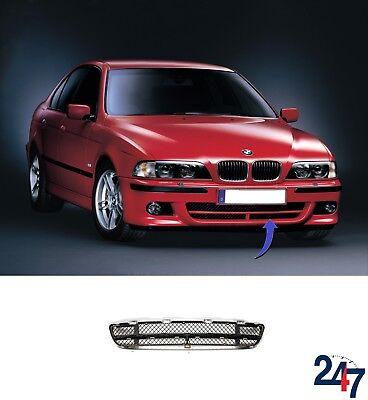 Neu BMW 5 Serie E39 1995-2003 M-TECH Vorne Stoßstange Unten Mitte Gitter