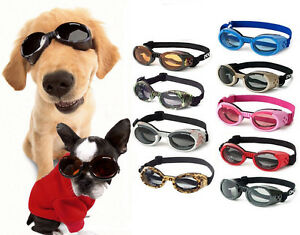 Doggles-ILS-Dog-Goggles-Sunglasses-Authentic-UV-eye-protection-size-color-NEW