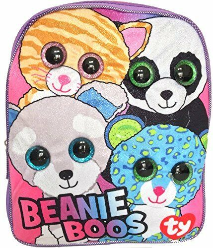 """Ty Beanie Boos 12/"""" Dome Backpack FREE SHIPPING"""
