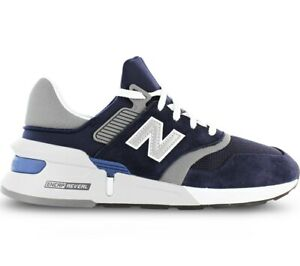 Details about New balance MS997 MS997HGB Men's Sneaker Blue Shoes Trainers Sport Shoes 997