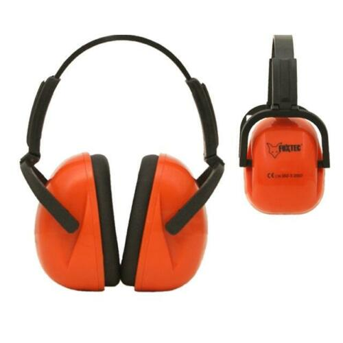 Confort protection auditive pour essence débroussailleuse aspirateur tronçonneuse sécateur NEUF