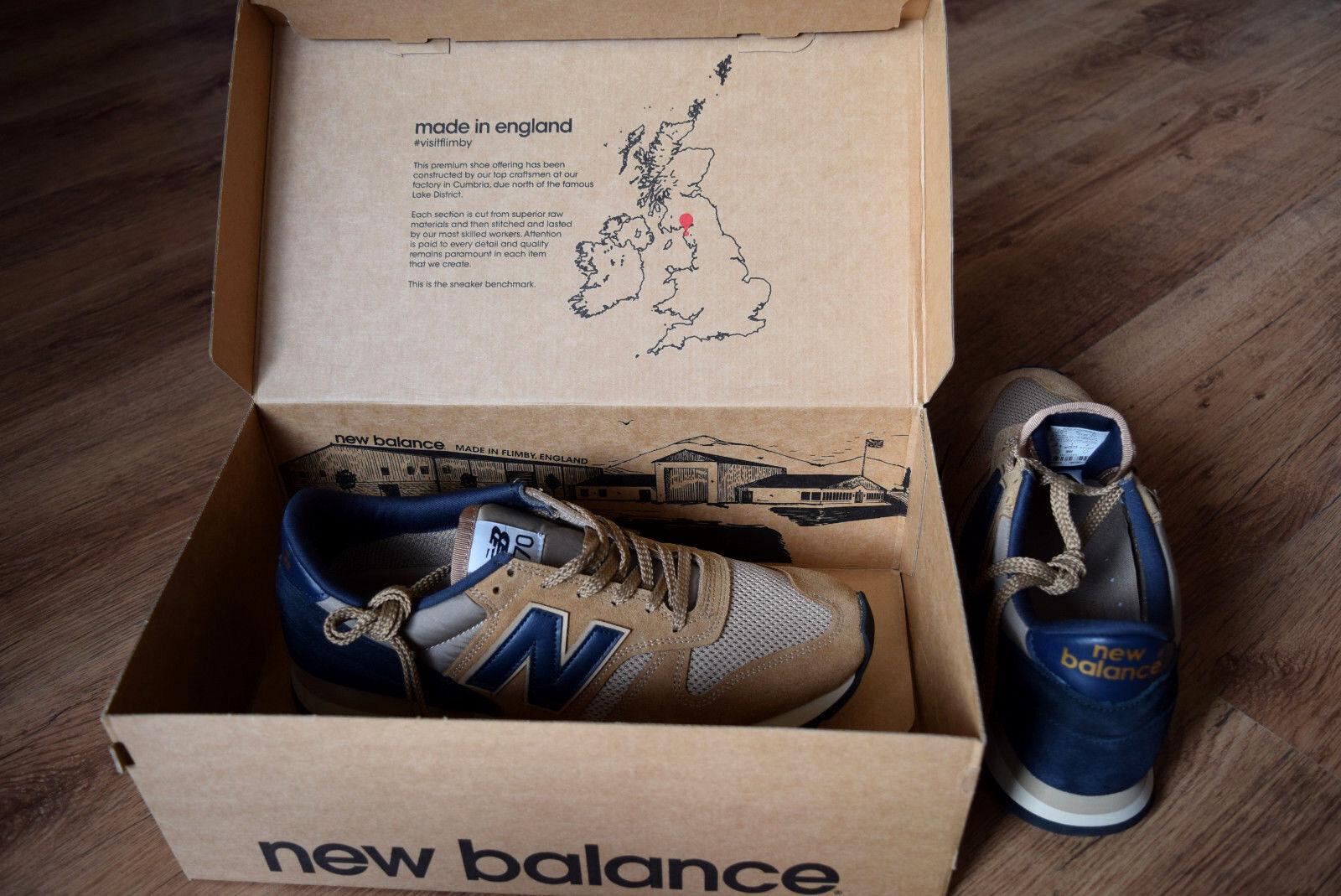New balance balance balance m 770 SBN 40 40,5 41,5 42 43 44 fabricado en Inglaterra Classic 576 m770sbn 790f47