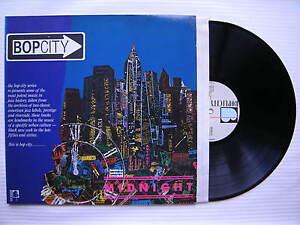Bop-City-Midnight-Varie-Jazz-da-50-039-s-60-039-s-Boplicity-BOPM-9-Ex-Condizioni