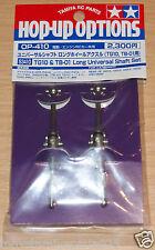 Tamiya 53410 TG10 & TB01 Long Universal Shaft Set (TG-10/TB-01/TB01R), NIP
