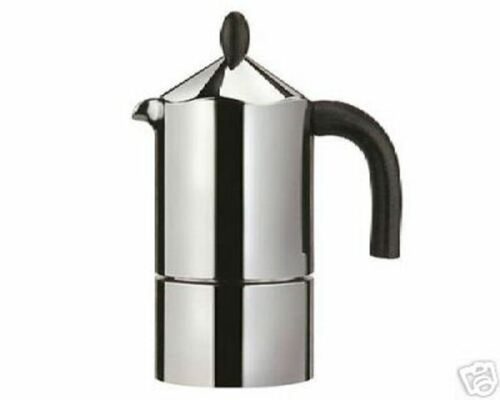 by Carlo Giannini Retails for $100 Giannini Espresso coffee maker 6 cup