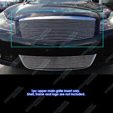 Sport Mesh Grill Grille Fits JDM Infiniti M M35 M45 Nissan Fuga 06-07 2006-2007
