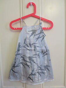 Kenzo-Girls-Dress-Size-2-100-Cotton-Preloved-excellent-condition