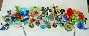 Skylanders Spyros Giants Swap Force Trap Team Assorted Toy Figures Lot