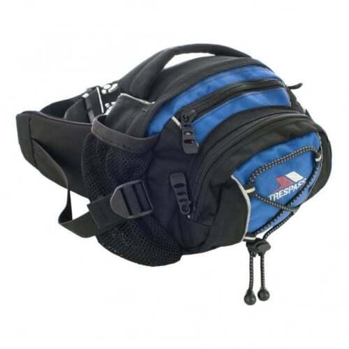 Trespass Strong Alpaca Technical Bum Bag Camping Travel Hiking Hip Pack £8.89