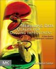 Measuring Data Quality for Ongoing Improvement von Laura Sebastian-Coleman (2013, Taschenbuch)