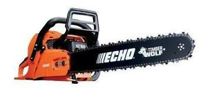 Details about Echo CS-590 20 inch Gas Chainsaw