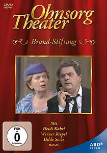 DVD * OHNSORG THEATER - BRAND-STIFTUNG # NEU OVP ^