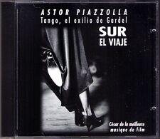 Astor PIAZZOLLA Tango, el exilio de Gardel Sur El Viaje CD Tanguedia Goyeneche