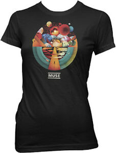 b601f3fc MUSE - Exogenesis - S,M,L,XL Brand New Girlie T Shirt top - Official ...