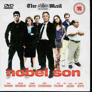 NOBEL-SON-Alan-Rickman-Danny-Devito-DVD
