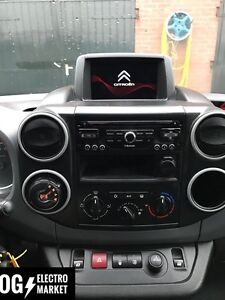 citroen berlingo gps navigation system set radio sat nav rneg2 rt6 wip nav ebay. Black Bedroom Furniture Sets. Home Design Ideas