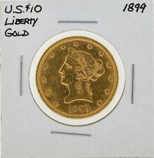 1899 $10 Liberty Gold Coin Lot 994