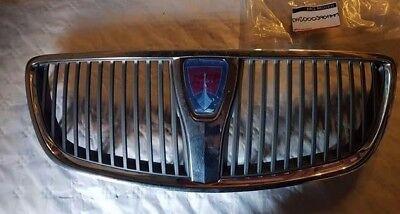 Rover 75 Cromo Parrilla Clips-par-DYQ100230