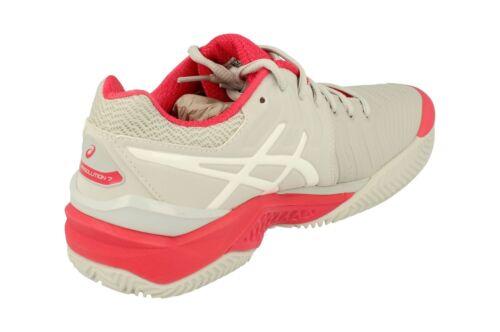 E752y 7 Argile Femmes Baskets De resolution Gel Chaussures Asics Tennis 9601 q1p81