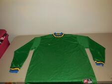 item 5 Nike Soccer Goalie Long Sleeve Jersey Goalkeeper Athletic Team Green  Men s XL -Nike Soccer Goalie Long Sleeve Jersey Goalkeeper Athletic Team  Green ... dfa52cd023904