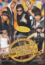 MONEY HAI TOH HONEY HAI – GOVINDA - CELINA JAITLEY - NEW BOLLYWOOD DVD