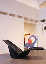 Lounge chair design 1976 - Serpentina