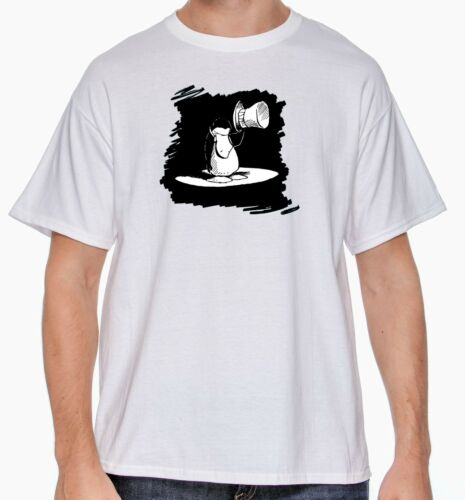 Bloom County Opus the Penguin graphic tee
