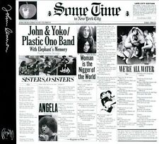 Some Time in New York City [Digipak] by John Lennon/Plastic Ono Band/Yoko Ono (…