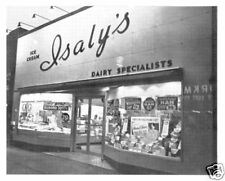 Isaly's Ice Cream & Dairy store 1964 picture Irwin PA