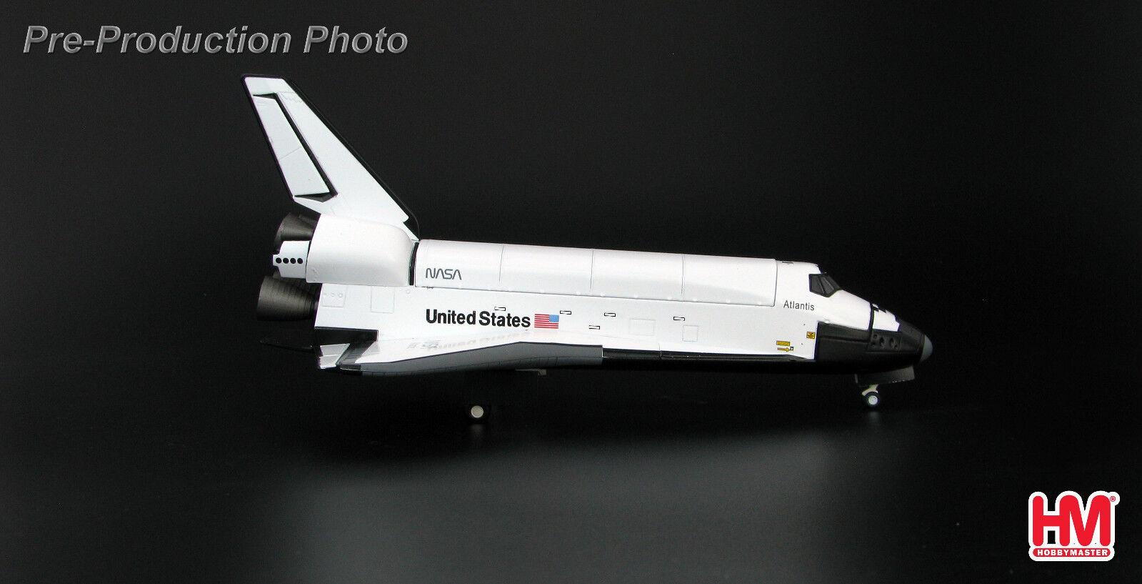 Hobby - meister hl1401, space shuttle orbiter  atlantis   200
