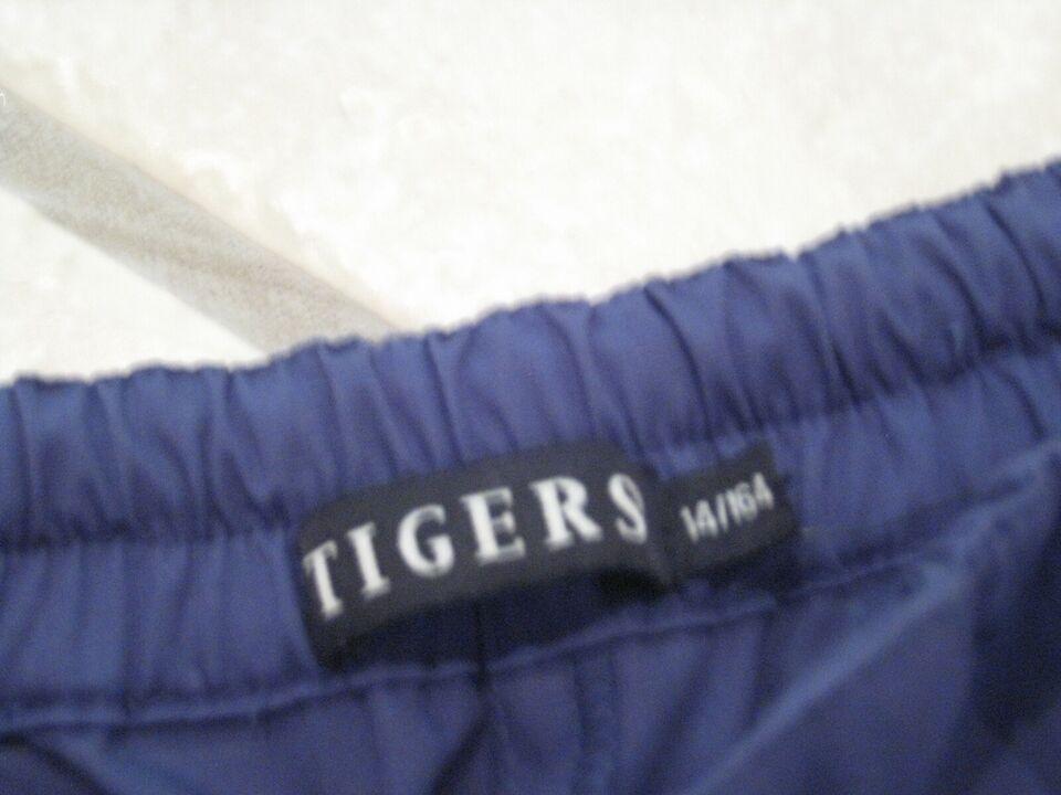 Bukser, m / elastik - str. 164, Tigers