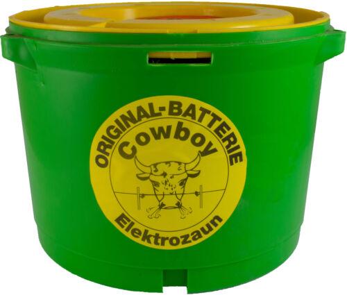 Weidezaun Batterie für Cowboy Weidezaungerät 10,5 Volt 100AH Weidezaun Pferde