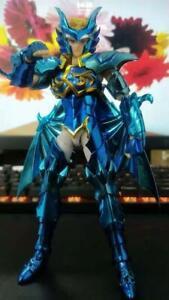 Star Model Saint Seiya Myth Cloth EX Poseidon Scylla Io Blue Action Figure