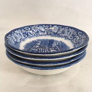 Staffordshire-Ironstone-Liberty-Blue-Betsy-Ross-Dessert-Berry-Bowl