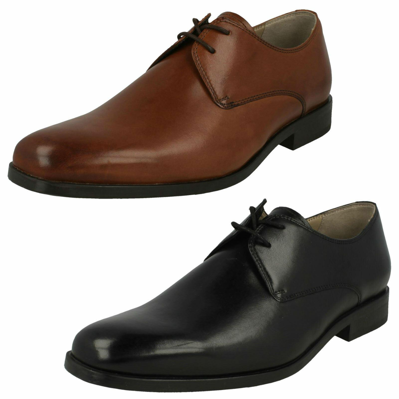 Mens Clarks Formal Lace Up Shoes Amieson Walk
