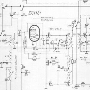 kuba imperial service schaltplan f r chassis 408 w copy ebay. Black Bedroom Furniture Sets. Home Design Ideas