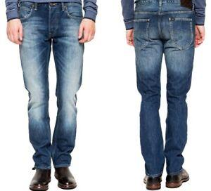 Lee-Jeans-Hose-Daren-Grunge-Hipster-Blau-W31-W38