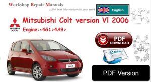 Mitsubishi colt lancer 1996 2000 service repair manual download.