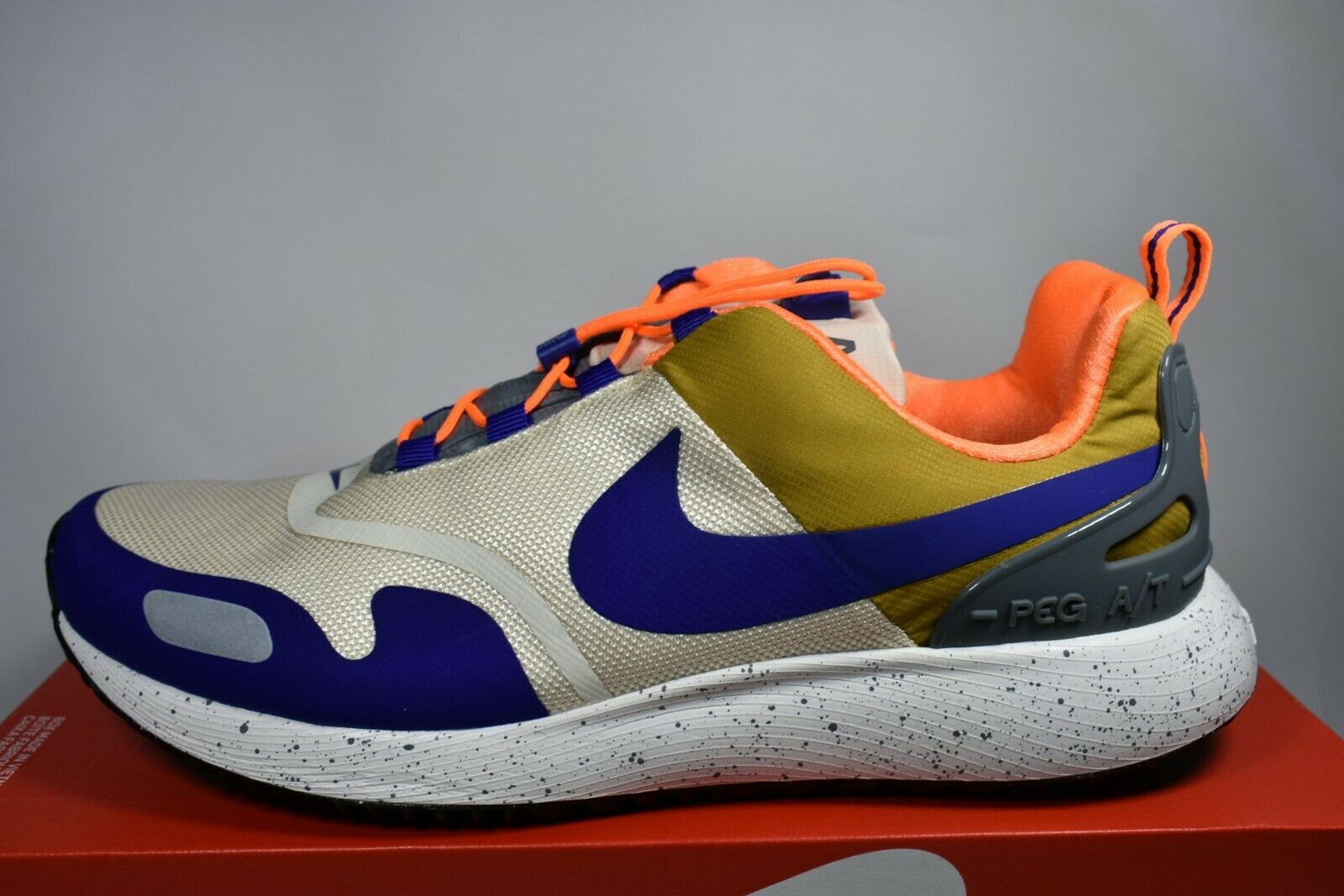 NIKE AIR PEGASUS A T WINTER QS MEN'S SHOES [SIZE 10.5] AO3296-200 CREAM CONCORD
