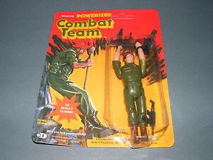 Figurine d'action de groupe de combat dynamisée à remontage vintage Nouveau