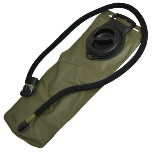 perfekt für Molle Rucksack Camping Wandern groß Olivgrüner 3,0 l Trinkbeutel