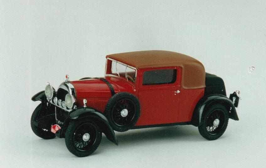 Kit pour miniature auto CCC : Hotchkiss AM2 AM2 AM2 Monté Carlo 1932 référence 142 327c29