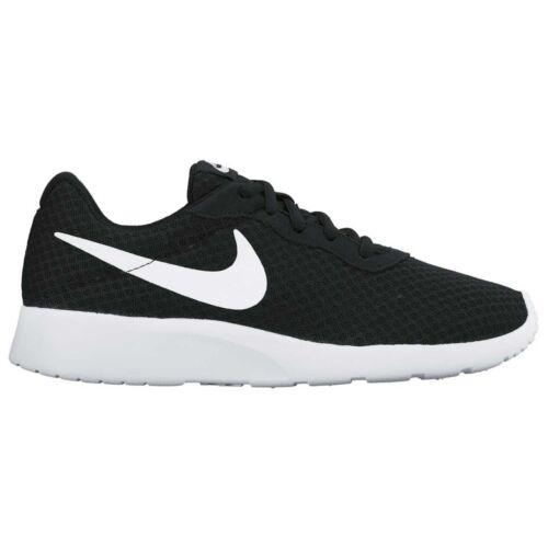 marca EE de negro mujer Nike Calzado Tanjun blanco casual de UU 40xqOxzw5p