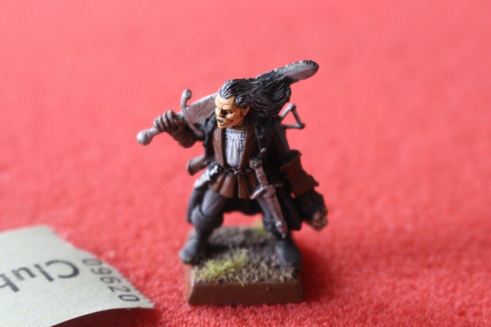gran venta Juegos Workshop Mordheim Mordheim Witch Hunter Warhammer Metal Figura Painted Painted Painted C3  descuentos y mas