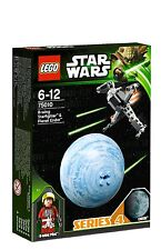 LEGO Star Wars 75010 B-Wing Starfighter Pilot Endor Planet Kugel Series 4