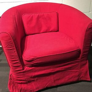Image Is Loading IKEA EKTORP TULLSTA Chair Cover COVER ONLY Idemo