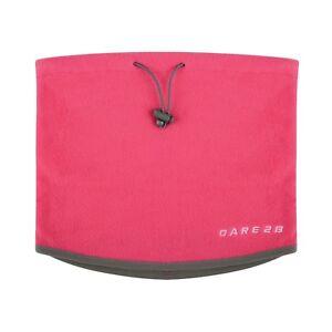 Dare2B Core Stretch 3 Neck Warmer Blue Warm Knitted Stretch Fabric Gaiter Snood