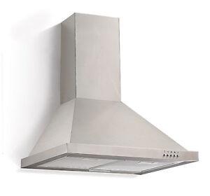 dunstabzugshaube pkm 6090 2h edelstahl kaminabzugshaube breite 60cm wandhaube 4030608504583 ebay. Black Bedroom Furniture Sets. Home Design Ideas